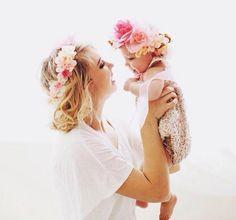 love. #flowercrowns