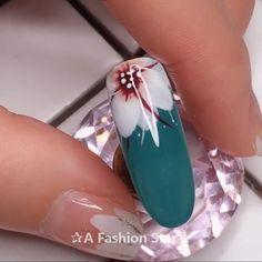 Nail Art - Kreative Nail Design Ideen für 2019 Nail Art - Nail Design-Ideen für das Jahr 2019 # nail # イ ル na na na ェ ル ネ イ イ nail nail nail イ イ イ イ イ н н о о nail nail nail nail # Nail Art Designs Videos, Creative Nail Designs, Nail Art Videos, Creative Nails, Nail Art Flowers Designs, Pretty Nail Art, Beautiful Nail Art, Cute Nails, My Nails