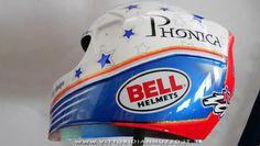 Vittorio Iannuzzo - Team Grillini Dentalmatic SBK - BMW S1000 RR - Superbike 2013 - Italia Monza - Casco Bell M6