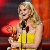 Claire Danes wins for Homeland. YES!