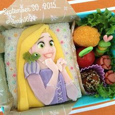❁ ❁ ❁  娘の遠足弁当〜! リクエストゎカラーシュガー散らばせろってー₍₍ (꒪່౪̮꒪່) ⁾⁾ ❁  #キャラ弁#お弁当#遠足#ラプンツェル#塔の上のラプンツェル#ディズニープリンセス #ディズニー#Disney #disneyprincess #tangled #Rapunzel #lunchbox #foodart #bento #lunch#instafood #instadisney #Kawaii #kidsfood #kyaraben #kidslunch #charaben #cutefood #cutebento #characterfood