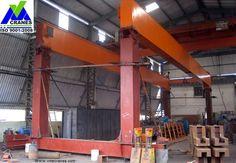 #Single/Double Girder Goliath #Crane For more details Visit : http://www.vmecranes.com/