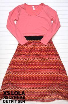 Lynnae and Lola is love #lularoe #lynnae #lola #shopthedubs.com #weekendwear #simplycomfortable #ootd