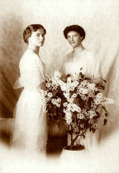 Grand Duchesses Olga and Tatiana