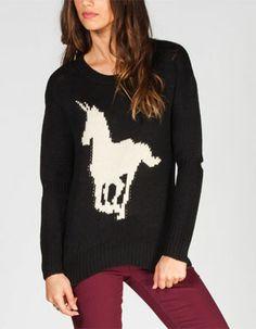 Sweater #Unicorn