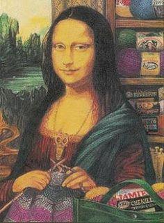Mona Lisa Knitting