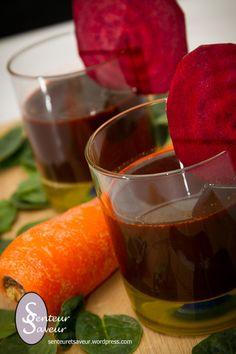 Jus de légumes Healthy Juices, Milkshake, Watermelon, Healthy Living, Food And Drink, Nutrition, Drinks, Desserts, Calories