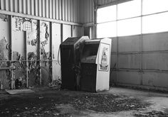 STREETS OF BEIGE: Decaying video arcades by Thomas Schultz