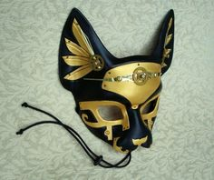 Merimask - Egyptian mask bast by merimask