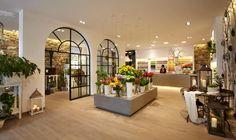 Zubini floralist tienda por Flussocreativo, Gussago Italia tienda de diseño