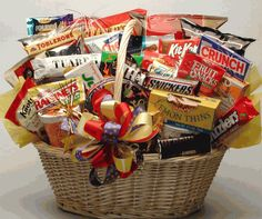 Creative, Unique, Delicious, and Affordable Gift Baskets for all occasions: Corporate Gift Baskets, Easter, Mother's Day, Administrative Professional's Day, Christmas, Get Well, Sympathy, Baby Baskets and more!