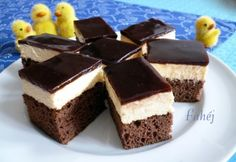 Hungarian Cake, Hungarian Recipes, Hungarian Food, Winter Food, Cake Cookies, Cupcakes, Coco, Coca Cola, Biscuits