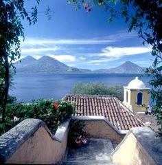 Guatemala - It looks like a postcard