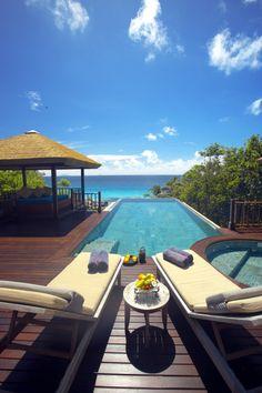 Fregate Private Island. A unique romantic sanctuary in Seychelles.