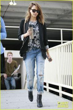 Jessica Alba Talks Expanding The Honest Company (JJ Interview!) | Exclusive, Jessica Alba Photos | Just Jared