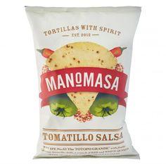 Manomasa Tortilla Chips Salsa met chili & quinoa  SHOP ONLINE: https://www.purelifestyle.be/manomasa-tortilla-chips-salsa-met-chilli-quinoa.html