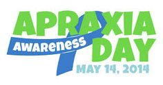 Apraxia Awareness Day - http://www.mypaperonline.com/apraxia-awareness-day.html