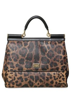 625dd342d72fa2 Dolce and Gabbana Miss Sicily Leopard Print Top by SaavyHandbags Luggage  Bags