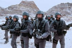 Image result for starship troopers cosplay