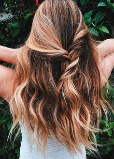 prettiest summer hair