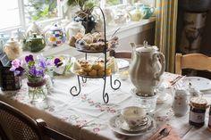 Geniet van een heerijke High Tea bij de Sfeerstal