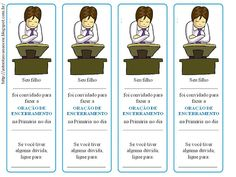 Marcadores de Designações do Tempo de Compartilhar (oração)