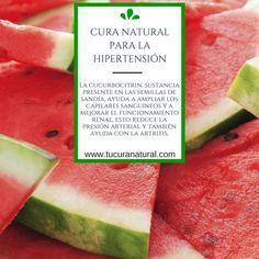 Cura natural para la hipertensión: los limones, las semillas de sandía y el ajo no pueden faltar en tu dieta