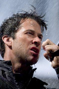 Stargate Atlantis Major John Sheppard - I can hear him yelling ... KOLYA!!