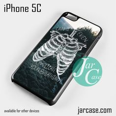 Pierce The Veil Song Quote Phone case for iPhone 5C and other iPhone devices