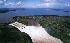 Represa de Itaipu, fuente comercio exterior