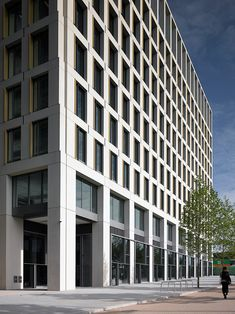 TWO PANCRAS SQUARE | Allies and Morrison
