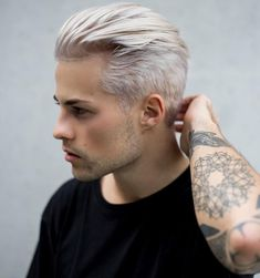 99 fantastic men's hairstyles Ideas to try - - Cool Hairstyles For Men, Boy Hairstyles, Haircuts For Men, Haircut Men, Hairstyle Ideas, Bangs Hairstyle, Haircut Style, Easy Hairstyle, Bridal Hairstyle