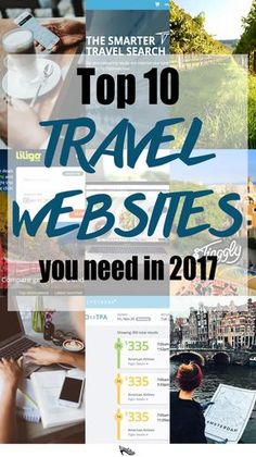 10 Websites you need to travel better in 2017