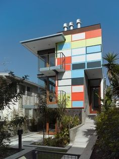 Breeze House - Contemporary - Exterior - Los Angeles - R&D architects