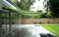 Markilux full cassette awning in fabric 32465