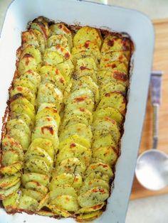 Sio-smutki: Ziemniaki pieczone z pieprzem i rozmarynem