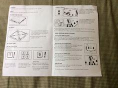 Trouble Warp instructions