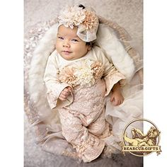 Haute Baby's Autumn Mist has arrived at Bear Cub Gifts and these garments are gorgeous.  The fabrics and colors are picture perfect.  A Coverall in sizes 0-3m, 3-6m, 6-9m, & 12m.  Bear Cub Gifts offers Lay-a-Way with 20% down.