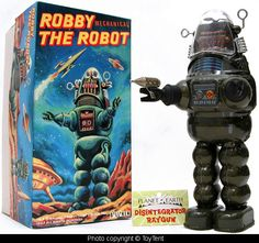 Robby the Robot | Flickr - Photo Sharing!