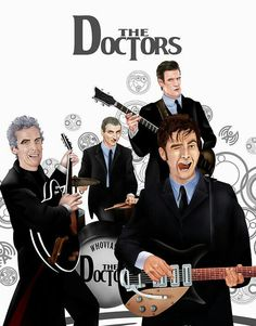 The Doctor 'WHO' Band