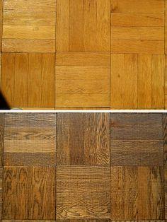 Parquet - Sanding And Refinishing Question - Flooring - DIY