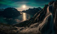 Greenlands Highway by Max Rive on 500px