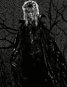 David Bowie, Jareth,  Labyrinth, Goblin King Jareth Labyrinth, Daddy Go, Goblin King, David Bowie, Memories, Fictional Characters, Souvenirs, Remember This, Fantasy Characters