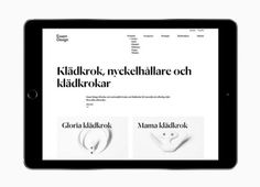 Bedow / Essem Design / Website / 2014