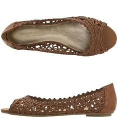Womens - Christian Siriano for Payless  - Women\'s Cindy Woven Flat - Payless Shoes