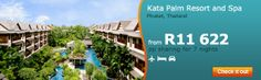 Palm Resort, Package Deal, Phuket, Check It Out, Sustainability, Thailand, Campaign, Spa, Holidays