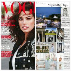 Samantha Cameron, Big Day, Vogue, Seasons, Model, Dresses, Vestidos, Seasons Of The Year