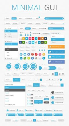 Minimal GUI Free download