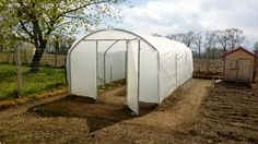 Serre tunnel largeur 3 m Saumuroise Serre Tunnel, Outdoor Gear, Tent, Small Gardens, Green Houses, Tentsile Tent, Outdoor Tools, Tents