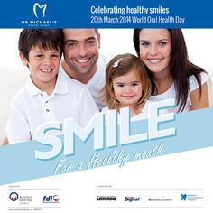 20th March: Celebrating Healthy Smiles on World Oral Health Day
